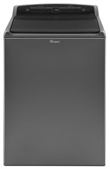 4.8 cu.ft HE Top Load Washer with Built-In Water Faucet, Intuitive Touch Controls