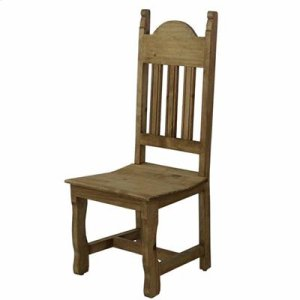 Chair with no star Dining chair with wood seat w/Star or No Star