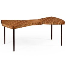Satinwood Bowtie Coffee Table