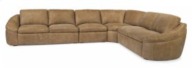 Echo Leather Sectional