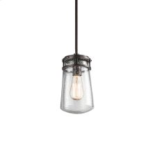 Lyndon Collection Outdoor Pendant 1 Light AZ