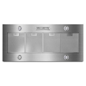 """KITCHENAID 48"""" Custom Hood Liner - Stainless Steel"""