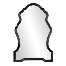 Nadia Mirror - Glossy Black