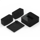 Black- Elevate your listening experience with brilliant stereo sound and rich bass for vinyl and streaming. Product Image