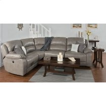 Left Arm Facing Power Recliner Product Image