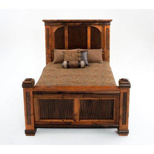 Glacier Bay - Deerbourne Panel Bed - California King Bed (complete)