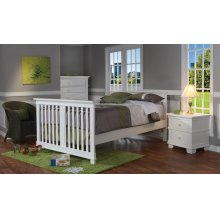 Lucca Full-Size Bed Rails
