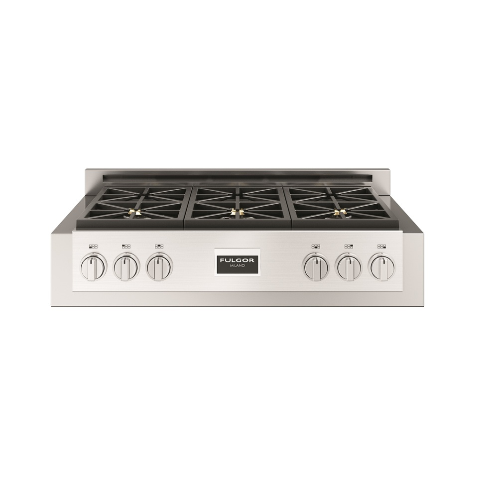 36u0027u0027 Professional Gas Range Top