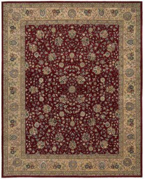 Nourison 2000 2107 Bur Rectangle Rug 8'6'' X 11'6''