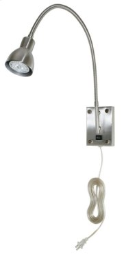 3W GU10 LED WALL LAMP WITH GOOSENECK ARM Product Image