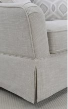 Emerald Home Gabrielle Loveseat Morning Gray U3301-01-09 Product Image