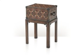 The Carpet Box Accent Table - Carpet Découpage