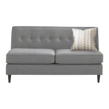 Soho Armless Loveseat