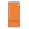 "Hestan 36"" Pro Style Bottom Mount, Top Compressor Refrigerator - Krp Series - Citra"