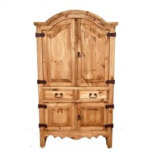 Small Sierra Armoire 3/4in