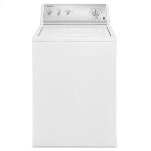 CrosleyCrosley 3.8 Cu. Ft. Capacity Washer : Extra Large Capacity Top Load Washer - White