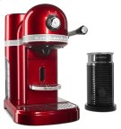 Nespresso® by with Milk Frother - Candy Apple Red Product Image