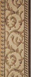 SOMERSET SCROLLWORK ST02 BROWN-B 9''