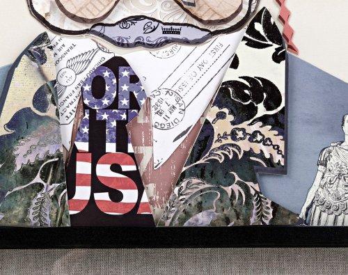 Boots Dimensional Wall Art - Ast 2