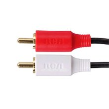 RCA 25 Ft Stereo Audio Cable
