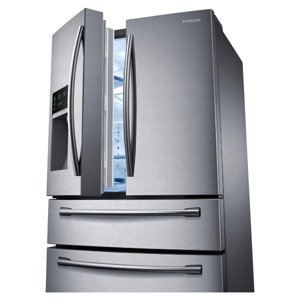 Find Samsung Refrigerators In Mass French Doors Rf28hmedbsr