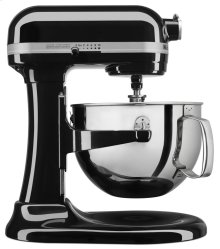 6 Quart Bowl-Lift Stand Mixer - Onyx Black