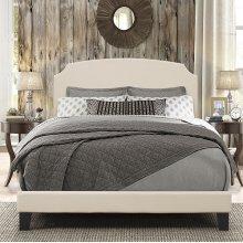 Desi Bed In One - Queen - Linen