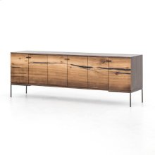 Natural Yukas Finish Cuzco Media Console
