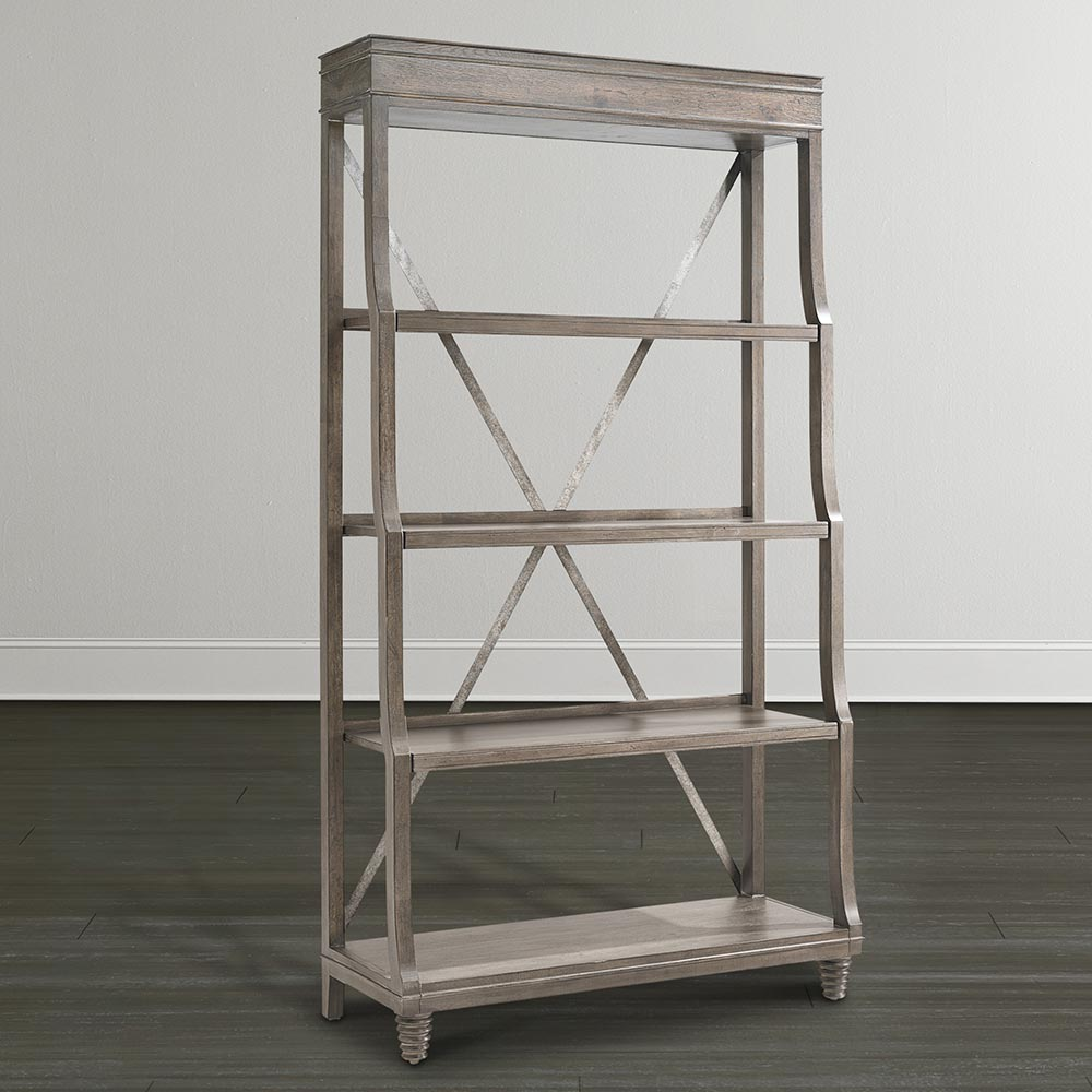 Additional Northern Grey Compass Etagere