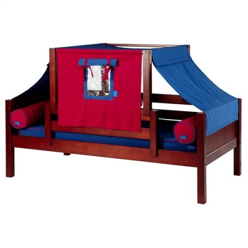 Top Tent Fabric (Twin) : Blue/Red