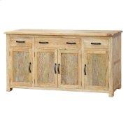 Dallas Sideboard 4 Drawers + 4 Doors, Rustic Indigo Product Image