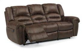 New Town Fabric Power Reclining Sofa