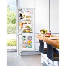 "24"" Integrated Refrigerator/Freezer left hinge"