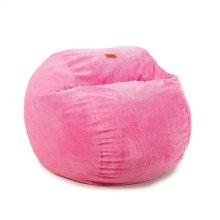 Full Chair - Corduroy - Pink