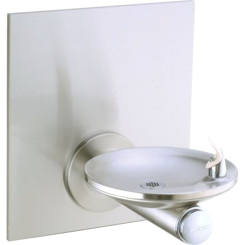 Elkay SwirlFlo Single Fountain Non-Filtered Non-Refrigerated, Freeze Resistant Stainless