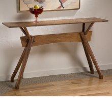 351 Topridge Plank Sofa Table