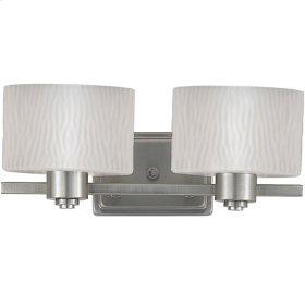 Pacifica Bath Light in Empire Silver