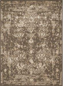 Dark Taupe / Ivory Rug