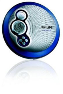 Philips Portable CD Player AX2412