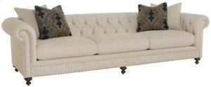 "Riviera Sofa (116-1/2"") in Molasses (780)"