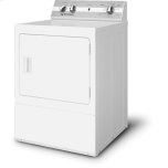 Speed Queen White Dryer: Dc5 (Electric)