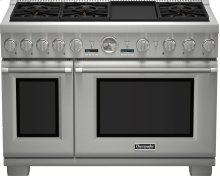 48-Inch Pro Grand® Commercial Depth All Gas Range