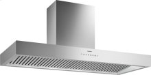 Wall-mounted hood 400 series AW 442 720 Stainless steel Width 47 1/4'' (120 cm) Air extraction / Air recirculation