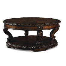 Pemberleigh Round Cocktail Table