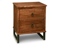Cumberland 2 Drawer Nightstand
