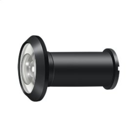 Door Viewer UL Listed - Paint Black