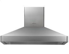 "Discovery 42"" Chimney Hood, wall-mounted in Stainless Steel"
