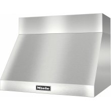 DAR 1220 Wall ventilation hood for perfect combination with Ranges and Rangetops.