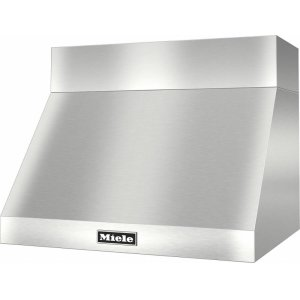 MieleDAR 1220 Wall ventilation hood for perfect combination with Ranges and Rangetops.