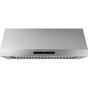 """Dacor48"""" Wall Hood, Silver Stainless Steel"""